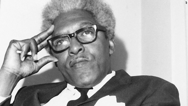 Civil Rights pioneer Bayard Rustin honored