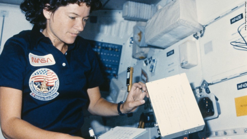 "As the first American female astronaut, Sally Ride, who died last year, was a role model to generations of young women, according to the White House. ""She advocated passionately for science education, stood up for racial and gender equality in the classroom, and taught students from every background that there are no limits to what they can accomplish,"" the White House said."
