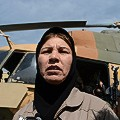 Afghanistan first female pilot  Latifa Nabizada