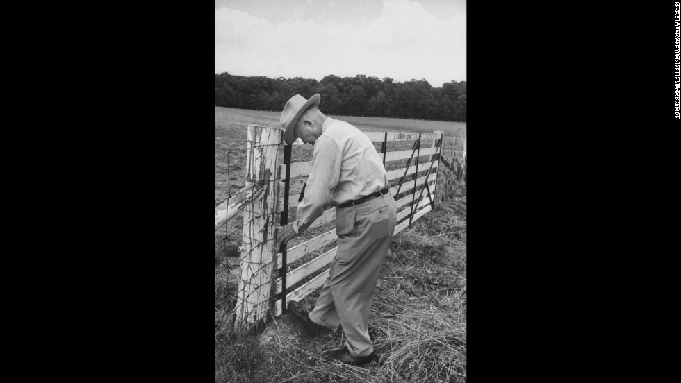 "After leaving the White House, Dwight D. Eisenhower headed to a 189-acre farm near Gettysburg, Pennsylvania, where he raised and bred award-winning Angus cattle. In 2009, 40 years after his death, the American Angus Association recognized the 34th president for making ""significant contributions to the Angus breed."""