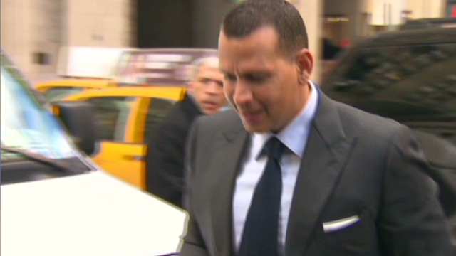 A-Rod blows cool, storms out of hearing