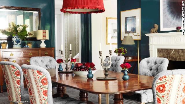 Thanksgiving dining room decor tips cnn