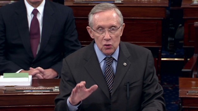 Reid proposes controversial rule change