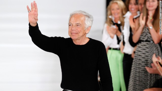 Fashion designer Ralph Lauren is a leading figure in the Americana style revival, said G.Bruce Boyer, a contributing editor to Town&Country.