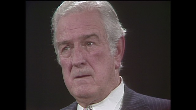 Crossfire Classic: John Connally
