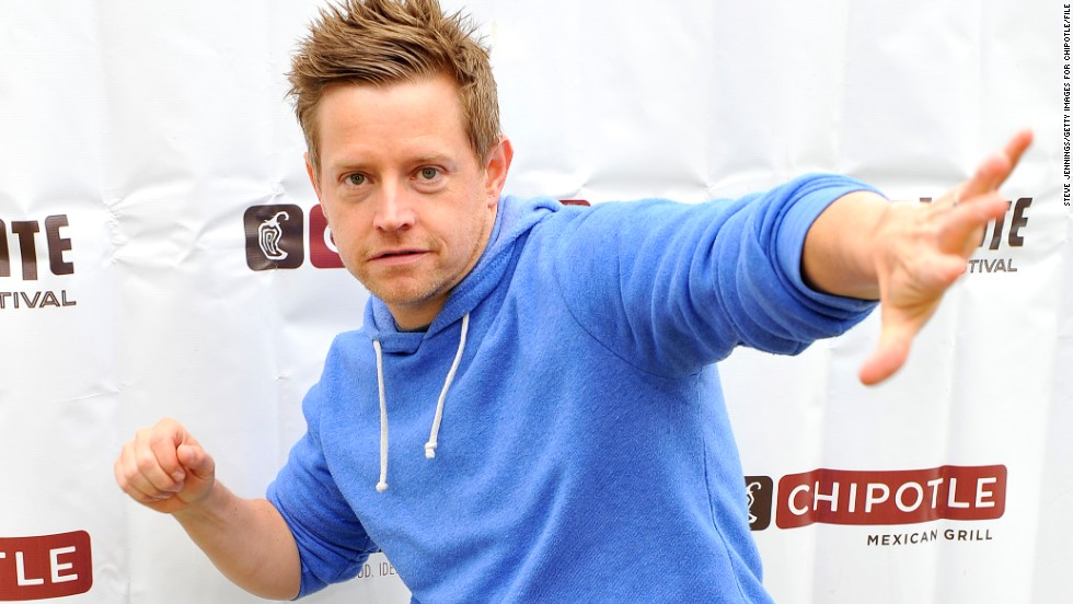 Blais attends a culinary event in San Francisco's Golden Gate Park in June.