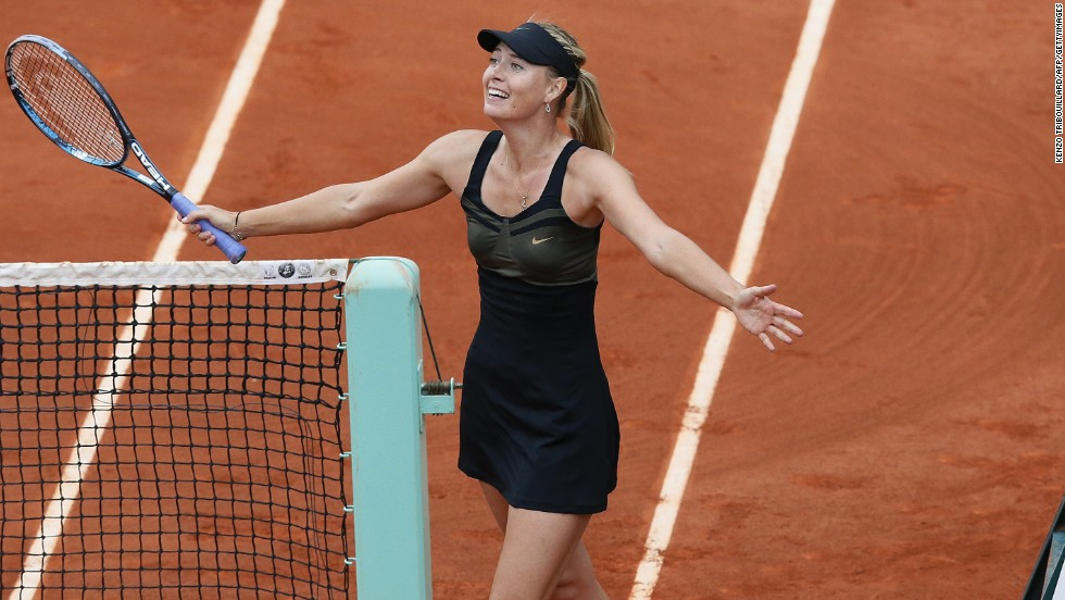 In hiring Groeneveld, Sharapova surely hopes he can help her win another grand slam title. The last of her four major victories came at the 2012 French Open when she completed her grand slam collection.