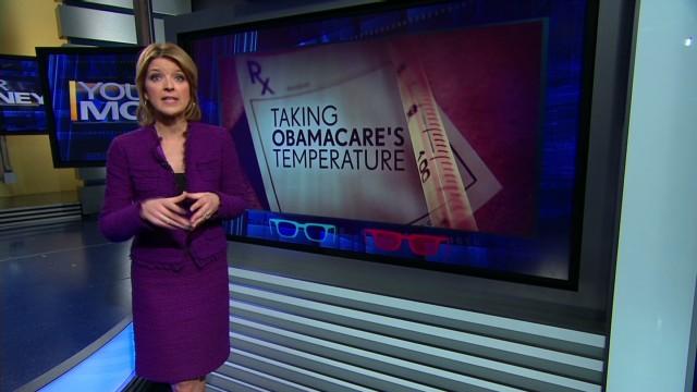 Taking Obamacare's temperature