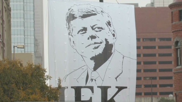 Dallas ceremony marks JFK assassination