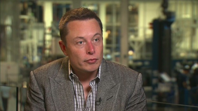 On GPS, Musk talks life on Mars