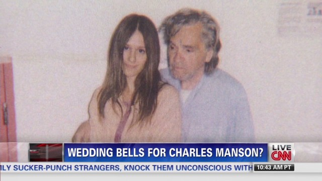 Who would marry Charles Manson?