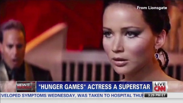 Jennifer Lawrence's rise to fame