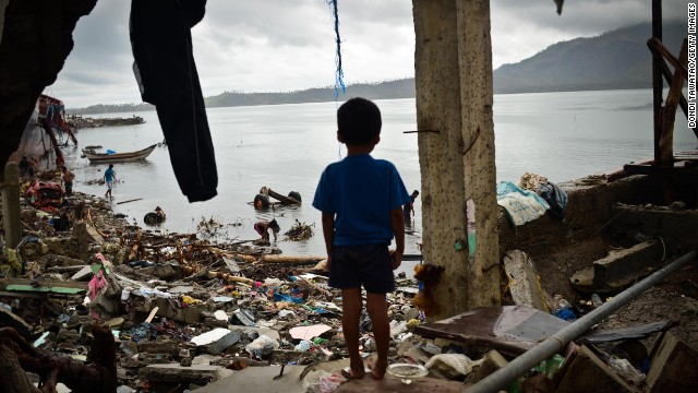 Report: 10 million affected by Haiyan