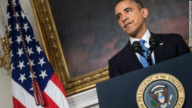 Obama reacts to Iran nuclear deal