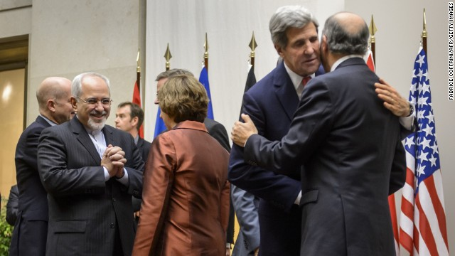 Diplomacy leads to Iran nuclear deal