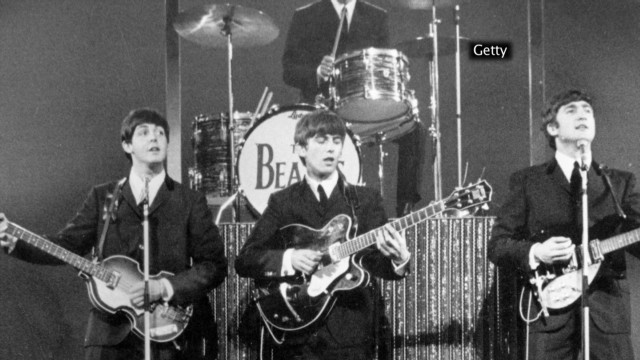 Working for the Beatles