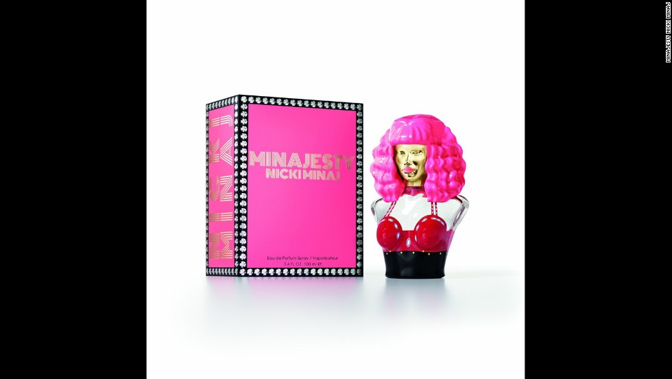 "<em>If you want to smell ""Fly"" ... </em>try<strong> Minajesty by Nicki Minaj</strong>. These days, you haven't made it as a celebrity until you have your own fragrance, so Minaj has followed the sweet-smelling path of Lady Gaga (Fame), Katy Perry (Purr, Killer Queen) and Britney Spears (Curious, Fantasy). Minajesty is Minaj's second offering, after Pink Friday. The scent evokes ""luscious fruits and luxurious fresh florals, draped in creamy vanilla and pure musk,"" according to its website. (Available at department stores and online)"