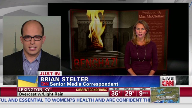 Stelter Discusses Logan's 60 Min Leave