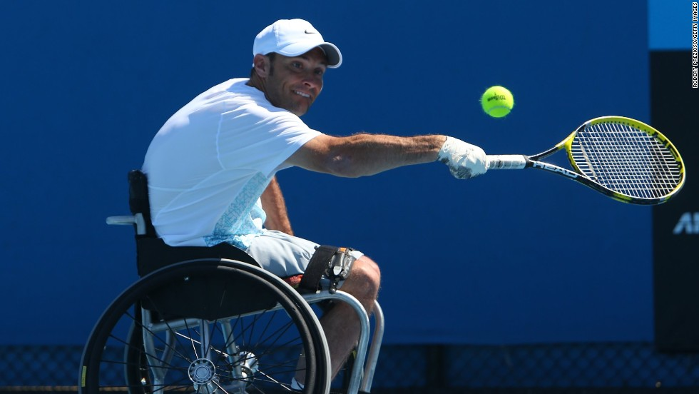 Sithole beat world No.1 David Wagner of the U.S. in the quads final in New York. The two are now regular foes at tournaments, having faced off most recently at the Wheelchair Masters in California. There Wagner won in three sets.