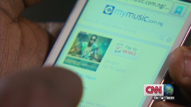 'African iTunes' targets mobile users