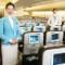south korea flight attendant