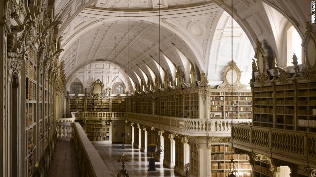 Shhh! Take a peek at 15 of the world's most exquisite libraries