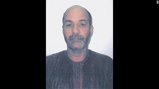 Alhassane Ould Mohamed is charged with the slaying of U.S. Department of Defense official William Bultemeier.