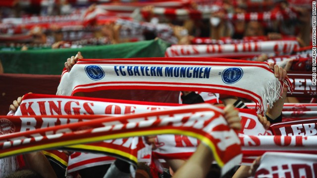 The late Kurt Landauer takes his place in Bayern Munich history as he is made an honorary president.
