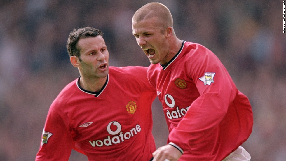 "Along with David Beckham, Paul Scholes, Nicky Butt and Gary and Phil Neville, Giggs was part of a group known as the ""Class of 92."" The name refers to the year United won the FA Youth Cup, with that group of players forming the core of United's Champions League-winning side."