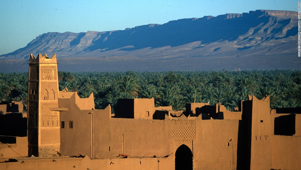 "Morocco's Ouarzazate region is famed for its rose growing industry, and is home to the annual ""Festival of Roses."""