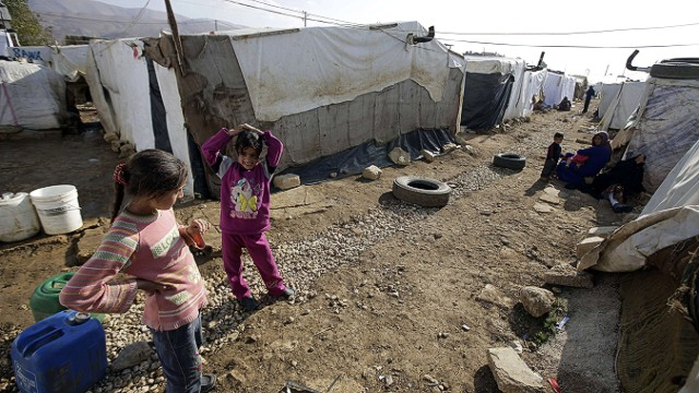The challenges of helping Syrian refugees