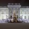 christmas estate marble house exterior