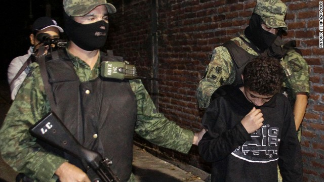 Teen cartel hit man living free in U.S.