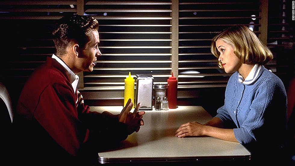 "Walker's first major role was opposite Reese Witherspoon in the 1998 film ""Pleasantville."""