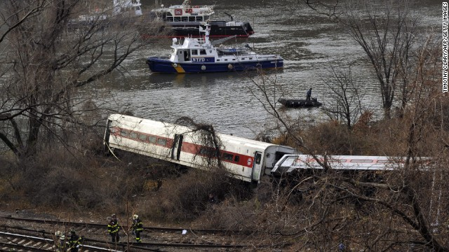 Passenger: Train was going too fast