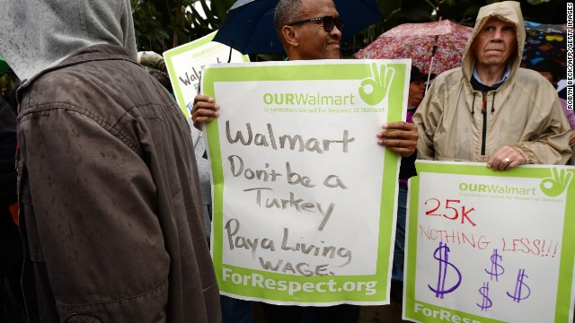 Protests fuel push for minimum wage hike