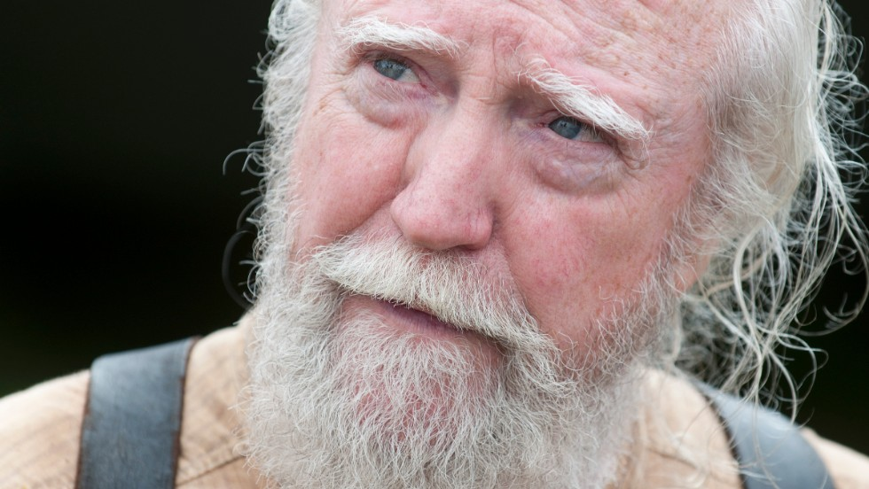 "The death of the wise doctor, Hershel, during ""The Walking Dead's"" fourth season broke some hearts."