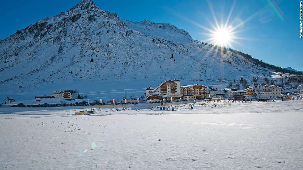 There are a number of reasons to visit this Austrian resort in 2014, but the pièce de résistance is a new cable car that will open up the mostly untouched snow fields below the Piz Val Gronda peak -- in the past, skiers and snowboarders have had to be towed to the area by snowmobile.