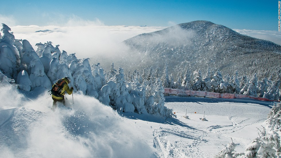Jay Peak gets the most snow of any resort in eastern North America, and has a huge range of terrain. Almost all of the lodging is ski-in, ski-out, and this year the resort is spending $43 million on improvements, including a new 80,000-square-foot hotel and lodge.