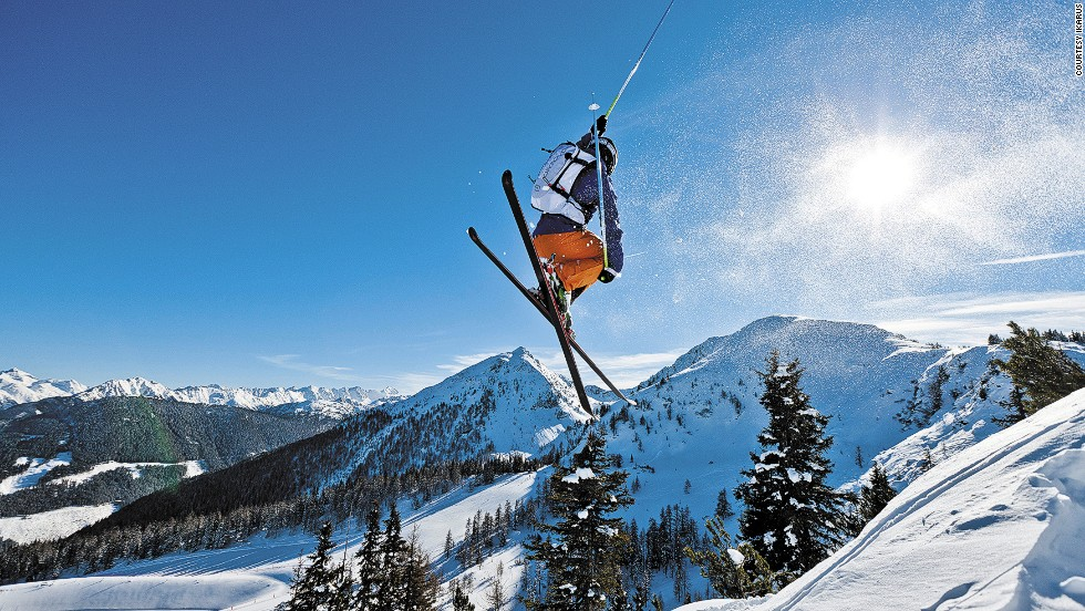 Skiers and snowboarders flock to this former mining town for the huge range of terrain, which includes some tough black runs, including the slopes used for the annual World Cup night slalom. The World Ski Championships were held here last winter -- as a result, the resort has several new, incredibly fast lifts.