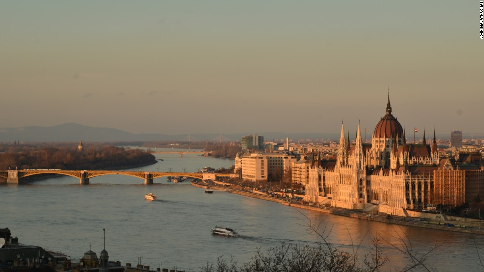 Buda and Pest may be within spitting distance of each other across the Danube, but they developed quite independently. Hilly Buda offers the best panoramas of the city: Pest is flat as a prairie.