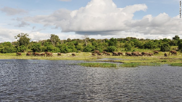 Africa's largest conservation area
