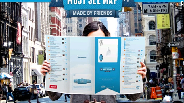 Social media is a popular medium for KLM customers and led to customer-made city guides.