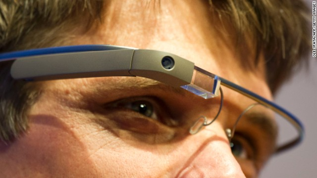 The New York Police Department has procured two pair of Google Glass specs.