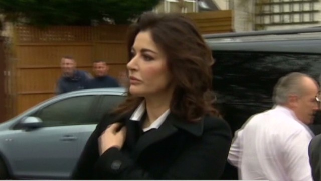 Nigella Lawson Testifies