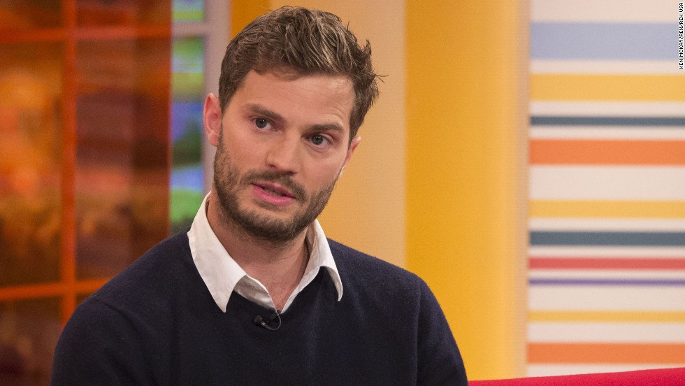 "Jamie Dornan was late to the ""Fifty Shades"" party, as ""Sons of Anarchy"" star Charlie Hunnam was initially cast to play the wealthy, S&M-loving Christian Grey. After Hunnam dropped out, Dornan was picked to fill the role. An Irish model-turned-actor, Dornan is most familiar to U.S. audiences for his work on ABC's ""Once Upon a Time."""