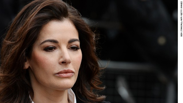 Chef Nigella Lawson denied U.S. entry