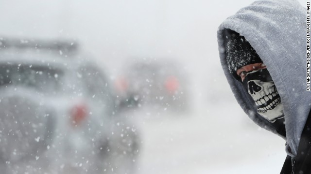 Massive winter storm hits U.S.