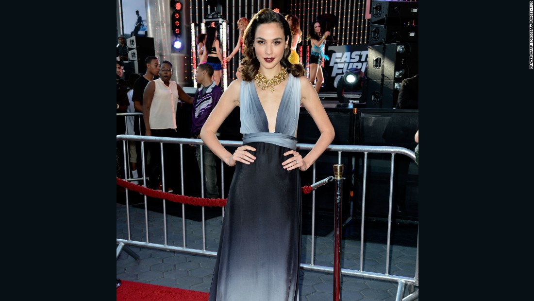 "After ""Fast & Furious"" actress Gal Gadot was cast as Wonder Woman in ""Batman v Superman: Dawn of Justice,"" the Internet immediately started buzzing that she was too skinny for the role. <a href=""http://www.vanityfair.com/hollywood/2013/12/gal-gadot-wonder-woman-skinny-criticism"" target=""_blank"">The actress reportedly responded</a>, ""I represent the Wonder Women of the new world."""