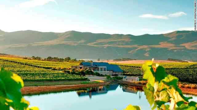10 Sensational South African Wine Farms Cnn Com